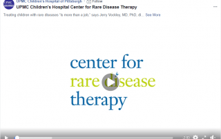 rare disease therapy